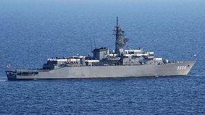 Croatia–Japan relations - Japanese training ship ''Kashima'' as seen in Split, Croatia on September 2, 2013.