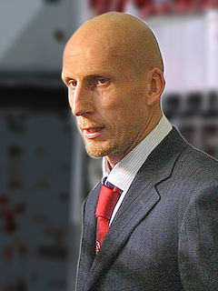 Jaap Stam Dutch footballer