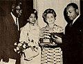 Jackie Robinson, Mary Dee, Dolly Banks, MLK, 1962.jpg
