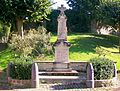 Jagny-sous-Bois (95), monument aux morts, rue du Gué.jpg