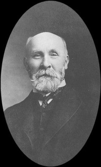 James Bain (librarian) - Image: James Bain jr