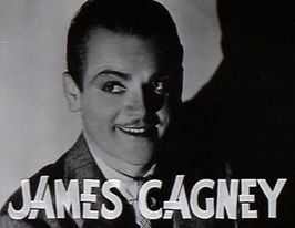 James Cagney in de trailer van Jimmy the Gent