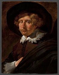 Jan Cossiers: Portrait of a Man