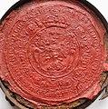 Jan III Sobieski 1676 - pieczęć.jpg