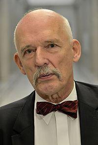 Janusz Korwin-Mikke Sejm 2015