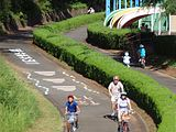 Japan cycle sports center, Family circuit, 20110919.jpg