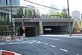 Japanese Tsukiji Toranomon tunnel exit tranomon side.jpg