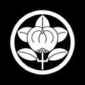 Japanese crest Hikone tachibana.png