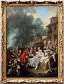 Jean-françois de troy, un pranzo di caccia, 1737, 01.jpg