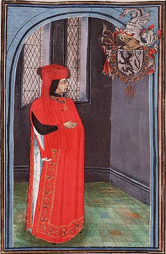 John II of Luxembourg, Count of Ligny - John II of Luxembourg, Count of Ligny