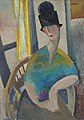 Jeanne Hébuterne - Femme au chapeau cloche (1919).jpg