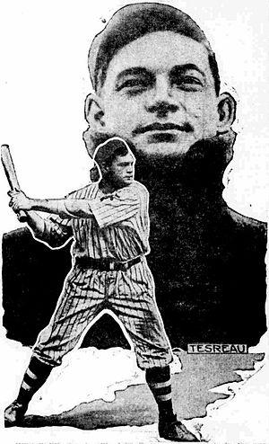Jeff Tesreau - Tesreau c. 1912