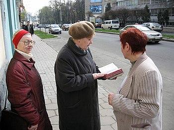 Jehova witnesses