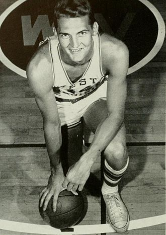 Jerry West - West from The Monticola, 1959