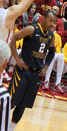 9578a7275 Jevon Carter - Wikipedia