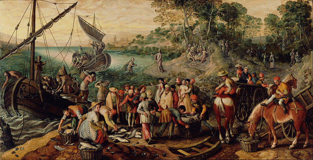 만선의 기적 (요하힘 베케라르, 1563년)