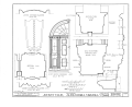 Jockey Club, 814 Franklin Street, Alexandria, Independent City, VA HABS VA,7-ALEX,45- (sheet 3 of 7).png