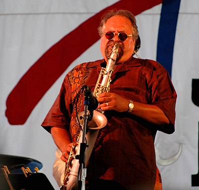 Picture of a band or musician: Joe Lovano