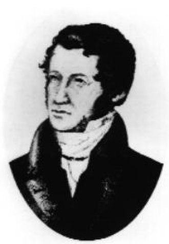 Johann Samuel Eduard d'Alton - Johann Samuel Eduard d'Alton.