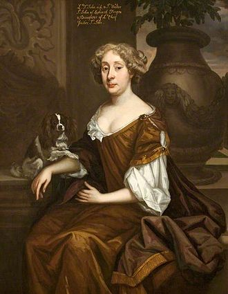Sir Walter St John, 3rd Baronet - Walter St John married Johanna St John (pictured), with whom he had thirteen children.