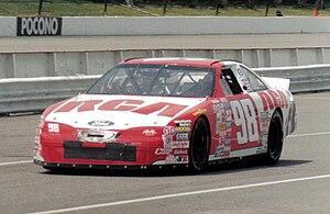 RCA (trademark) - Image: John Andretti 1997Pocono
