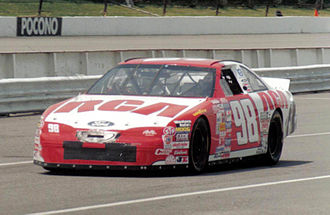 John Andretti - 1997 race car