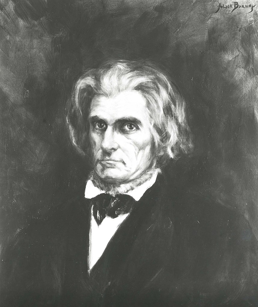 john c calhoun the other 2 attributed to john c calhoun 3 disputed 4 quotes about john c  two races  of different origin, and distinguished by color, and other physical differences,.