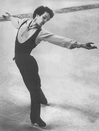 John Curry - Curry at the 1976 Olympics