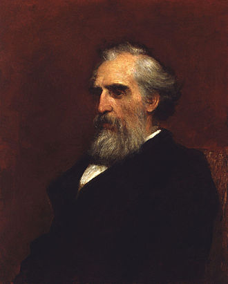 John Passmore Edwards - Portrait of John Passmore Edwards by George Frederic Watts, 1894