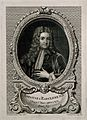 John Radcliffe. Line engraving by P. Fourdrinier, 1747, afte Wellcome V0004864.jpg