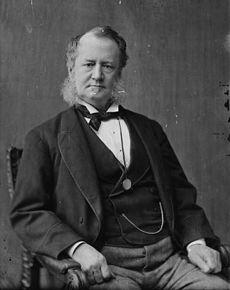 John Weiss Forney - Image: John W. Forney Brady Handy