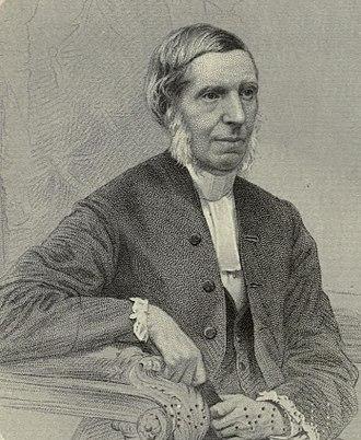 Wilson College, Mumbai - John Wilson, D.D., F.R.S founder of the college