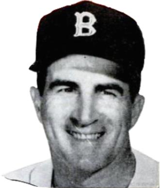 Johnny Pesky - Pesky in 1963