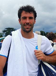 Jonathan Eysseric French tennis player