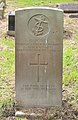 Jones (George) CWGC gravestone, Flaybrick Memorial Gardens.jpg
