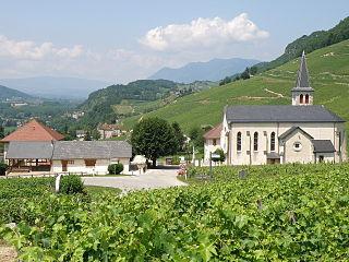 Jongieux Commune in Auvergne-Rhône-Alpes, France