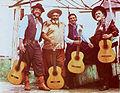 Jorge Gauna, Juan Carlos Bares, José Curbelo y Waldemar Lagos.jpg