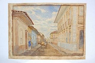 Rua São Bento, 1858