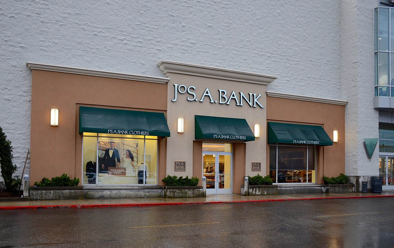 File:Jos. A. Bank store at Washington Square mall - Tigard ... Joseph A Bank