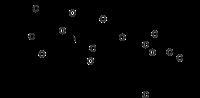 Struktur von Josamycin