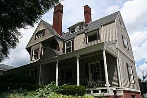 Joseph Davis House - Image: Joseph Davis House Worcester MA