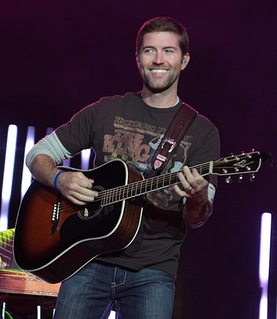 Picture of a band or musician: Josh Turner