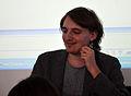 Journée Wikipédia, objet scientifique 2013 Pierre Carl Langlais.JPG