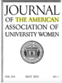 Journal of the American Association of University Women - 05-1923 cover.png