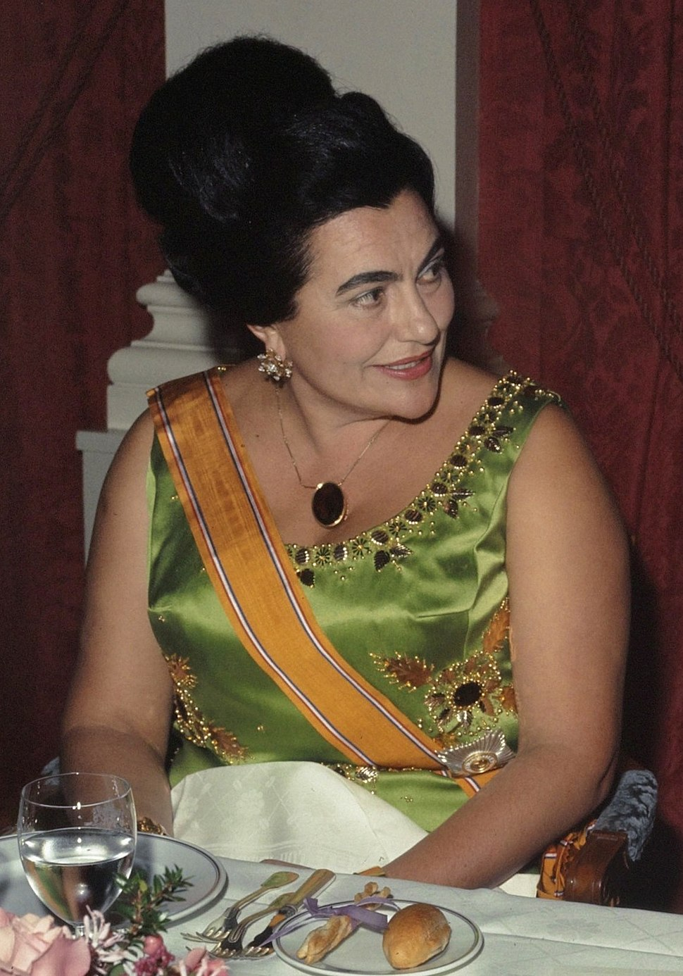 Jovanka Broz 1970