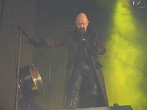 Rob Halford - Rob Halford in 2005