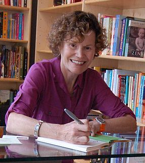 Judy Blume American childrens writer