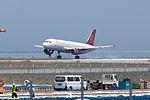 Juneyao Airlines, A320-200, B-6787 (17684286463).jpg