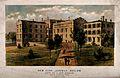Juvenile Asylum, New York City. Coloured lithograph. Wellcome V0014018.jpg