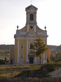 Kópháza Sarlós Boldogasszony templom.jpg